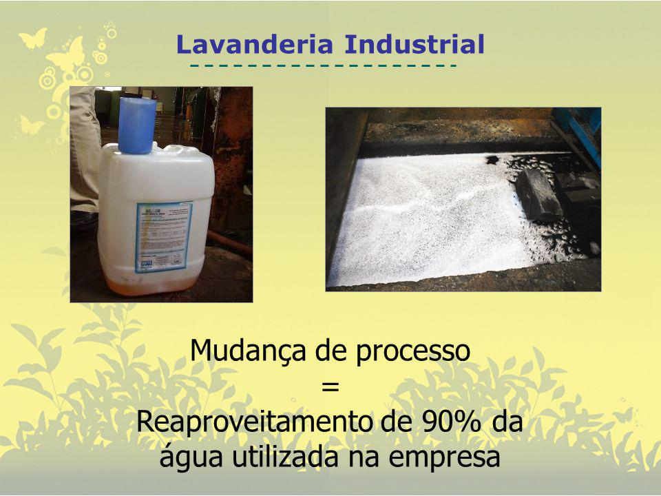 Lavanderia Industrial