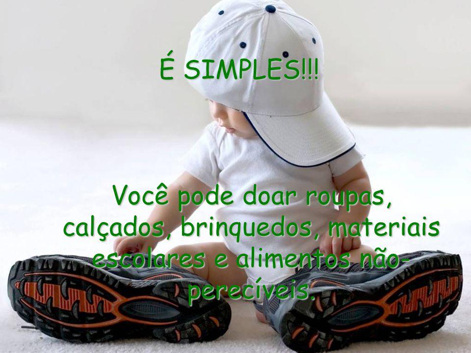 É SIMPLES!!.