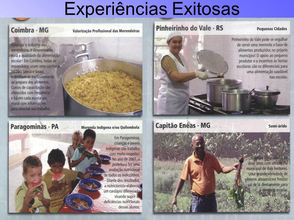 Experiências Exitosas