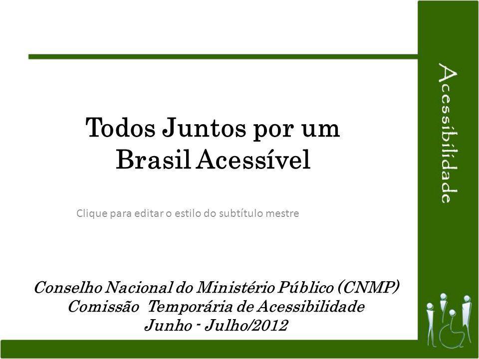 Todos Juntos por um Brasil Acessível