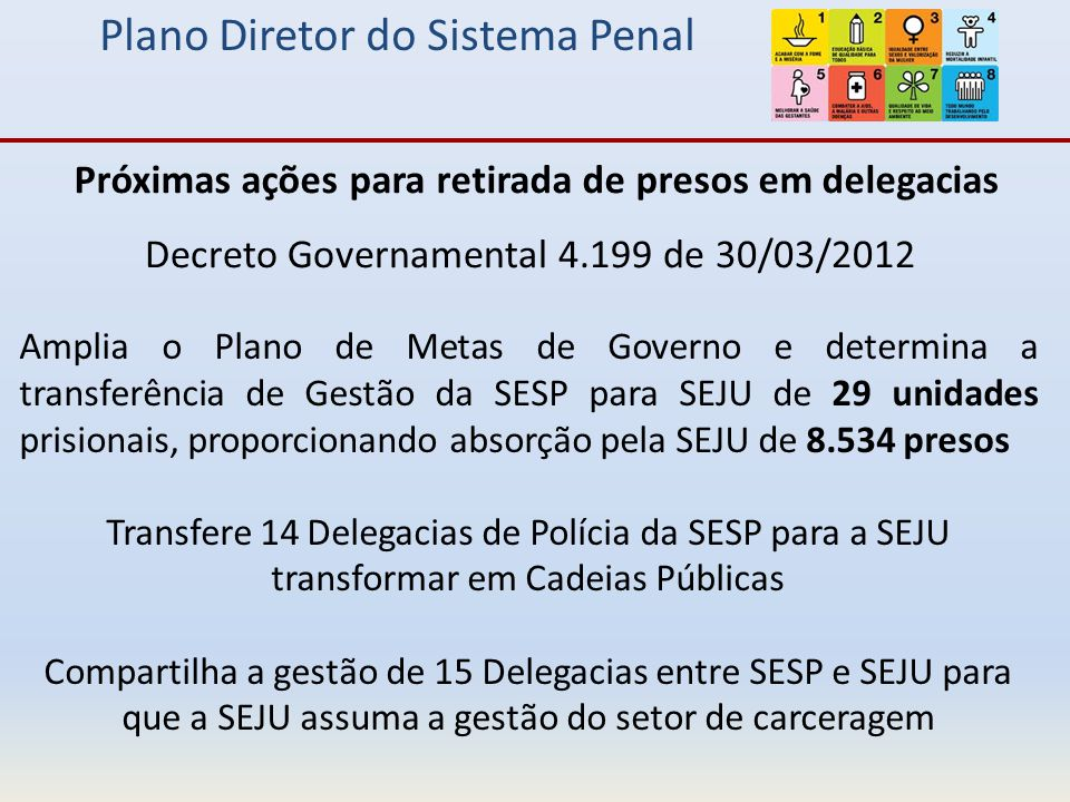 Decreto Governamental 4.199 de 30/03/2012