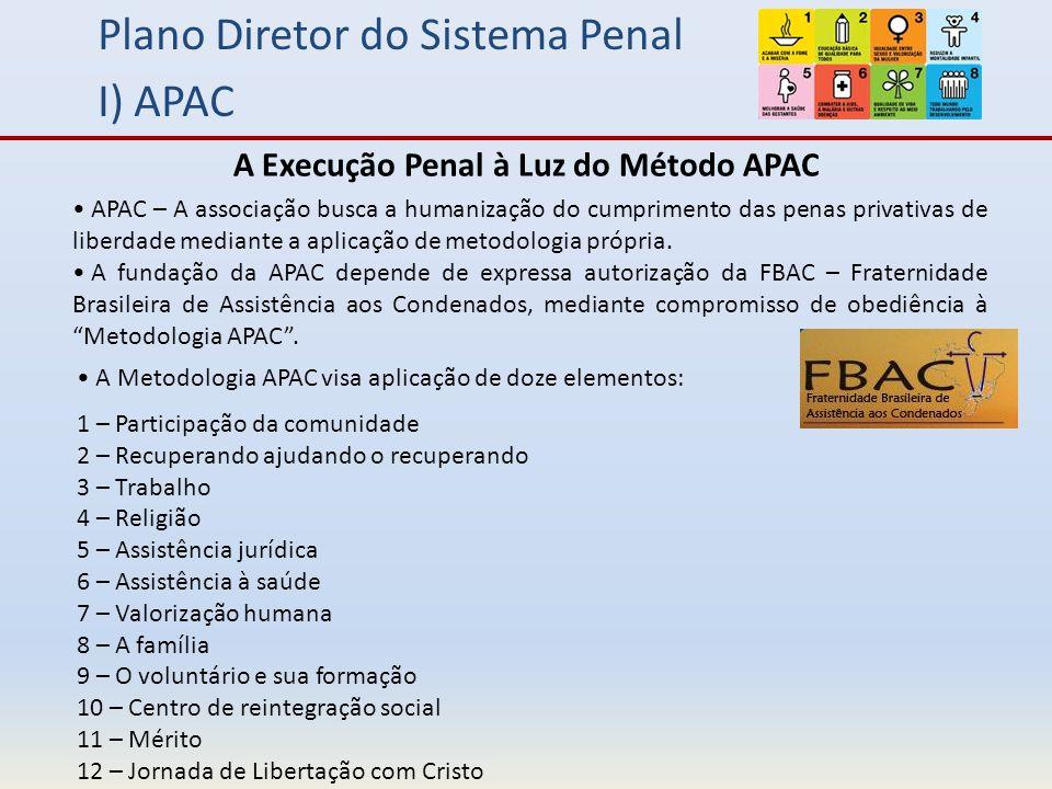 A Execução Penal à Luz do Método APAC