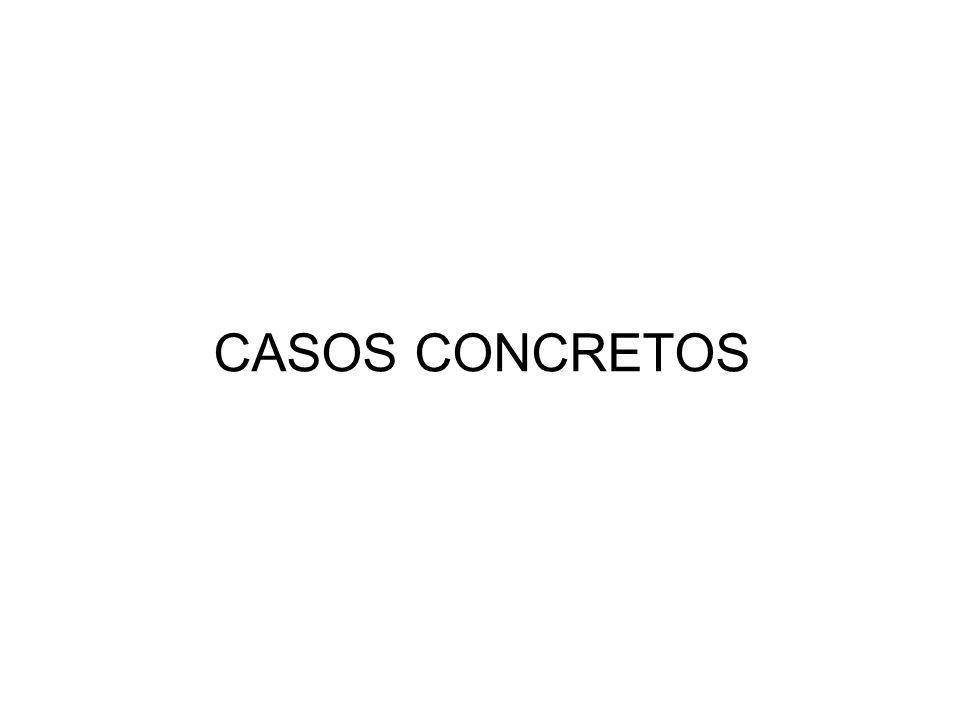 CASOS CONCRETOS 40 40