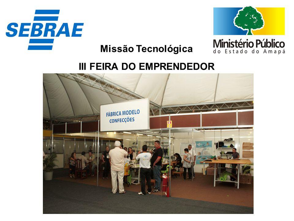 III FEIRA DO EMPRENDEDOR