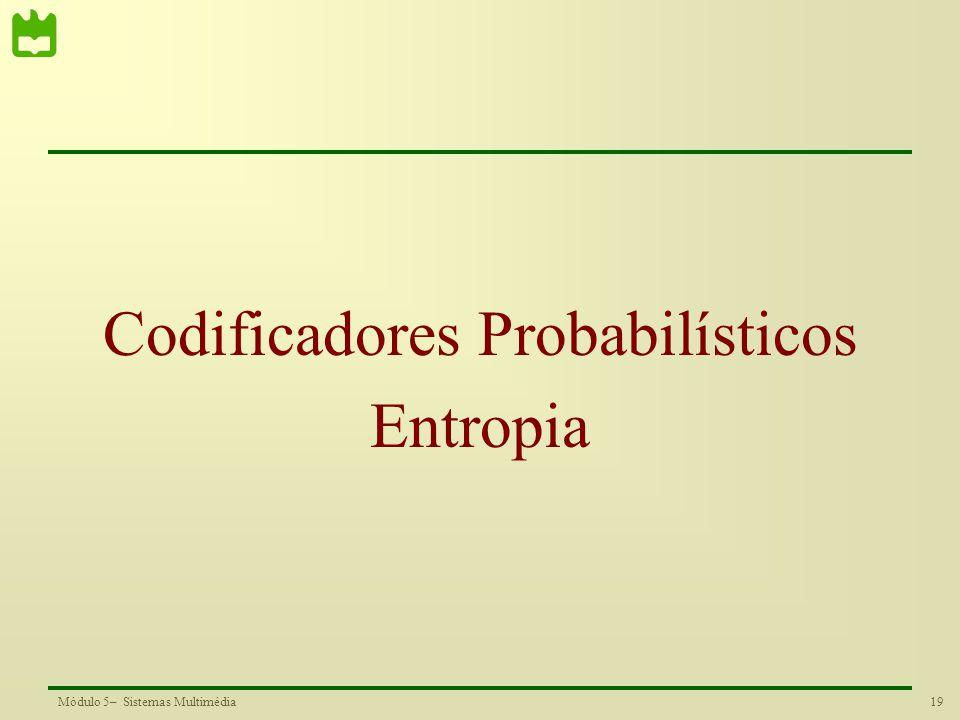Codificadores Probabilísticos