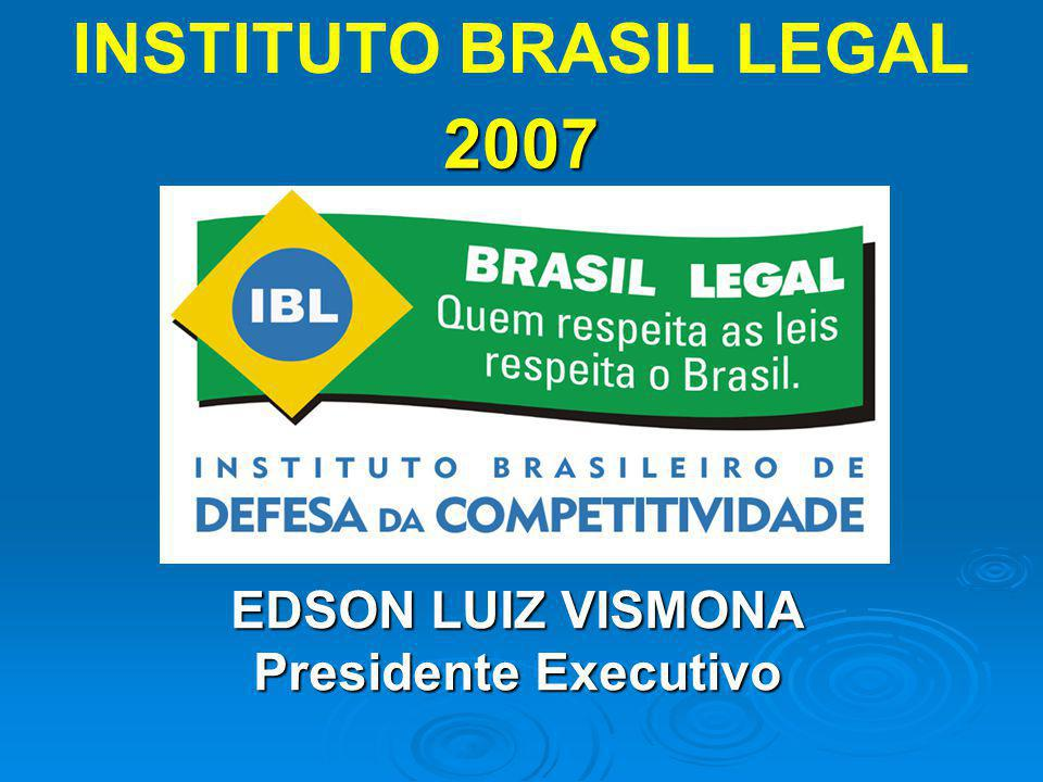 INSTITUTO BRASIL LEGAL 2007