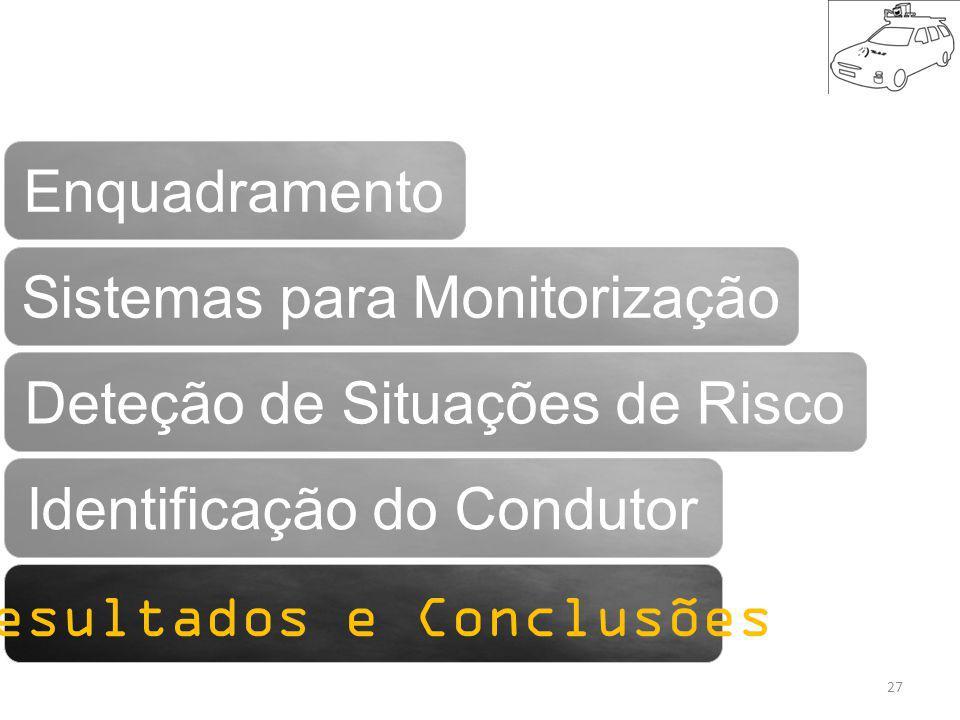 Sistemas para Monitorização