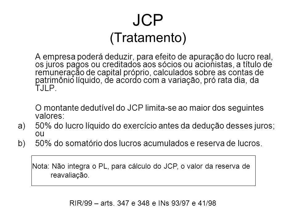 JCP (Tratamento)