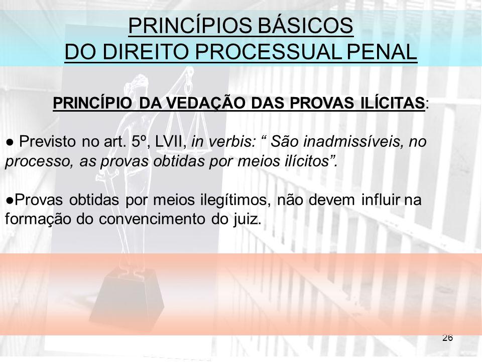 DO DIREITO PROCESSUAL PENAL