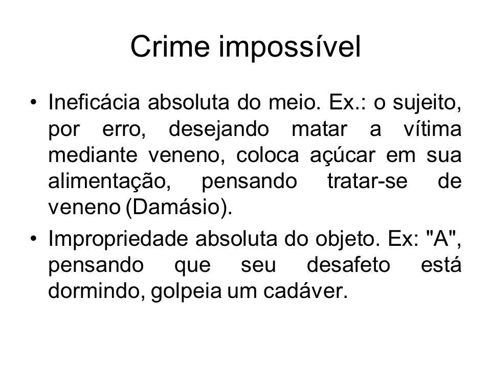 Crime impossível