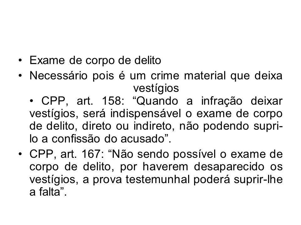 Exame de corpo de delito