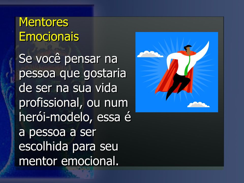 Mentores Emocionais