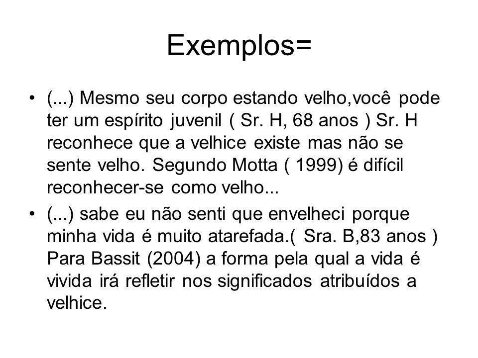 Exemplos=