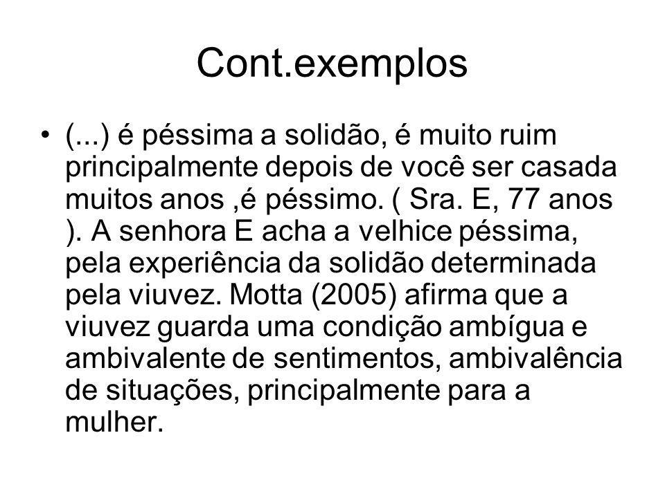 Cont.exemplos