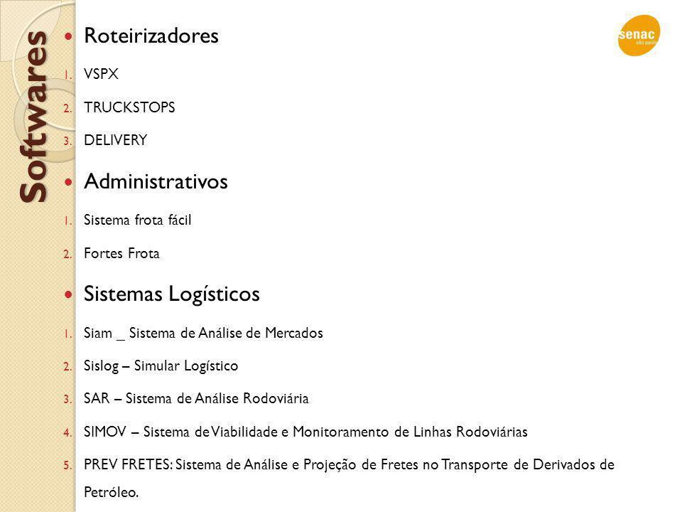 Softwares Roteirizadores Administrativos Sistemas Logísticos VSPX
