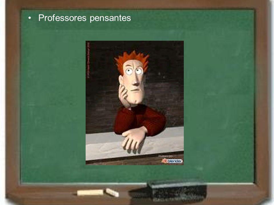 Professores pensantes