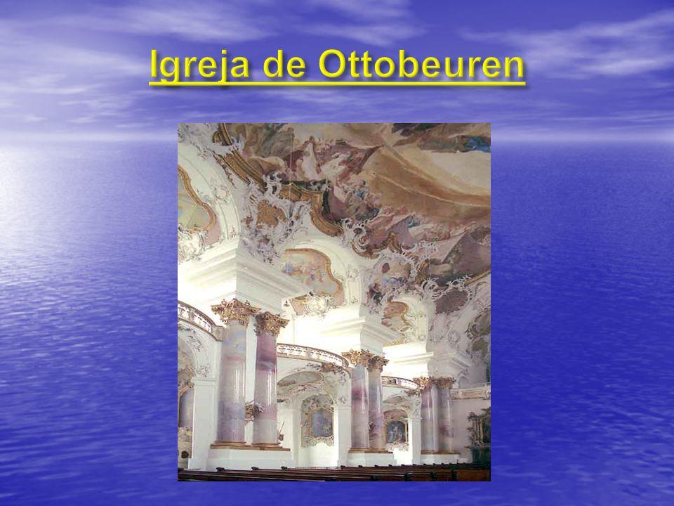 Igreja de Ottobeuren