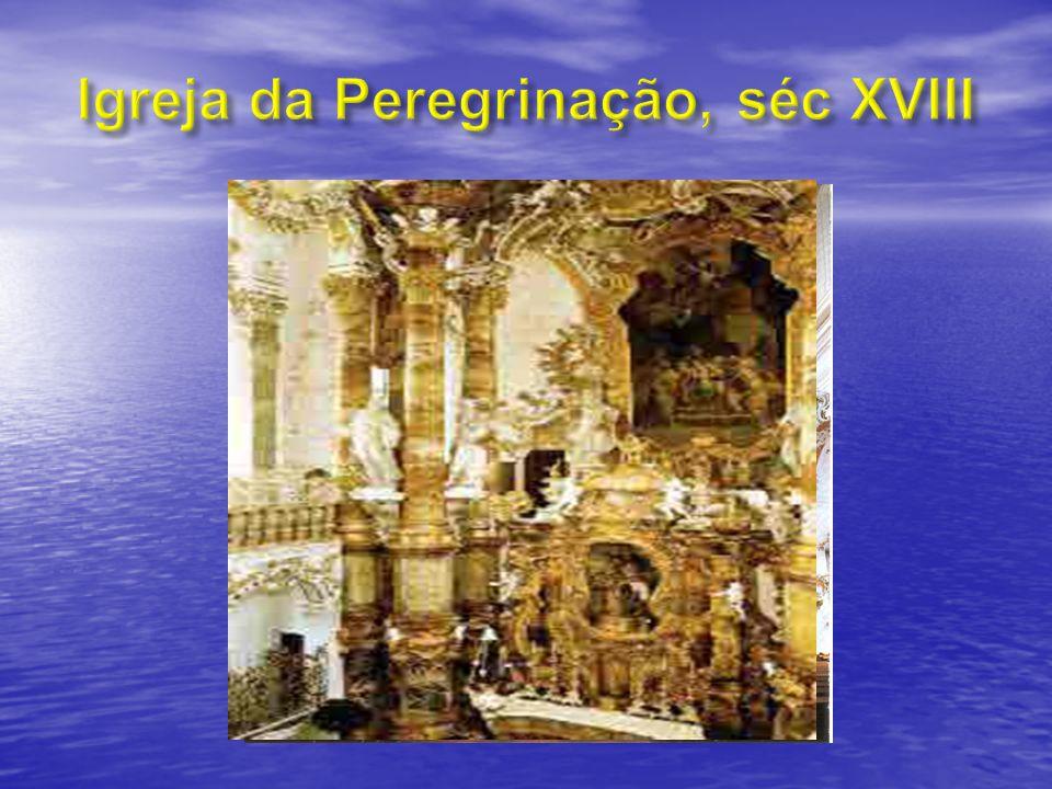 Igreja da Peregrinação, séc XVIII