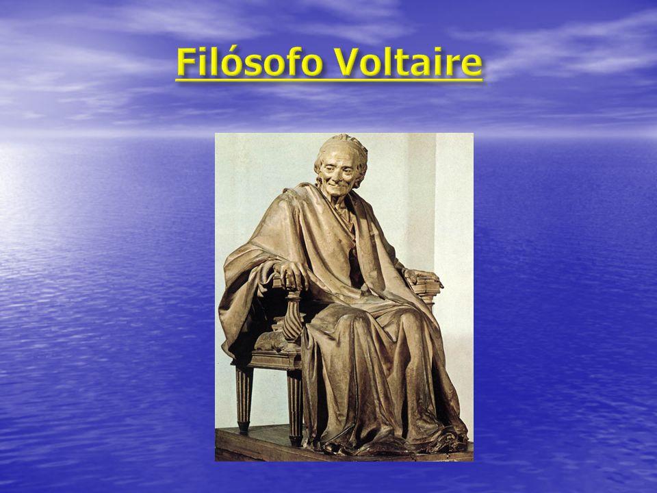 Filósofo Voltaire