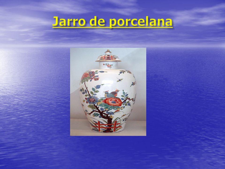 Jarro de porcelana