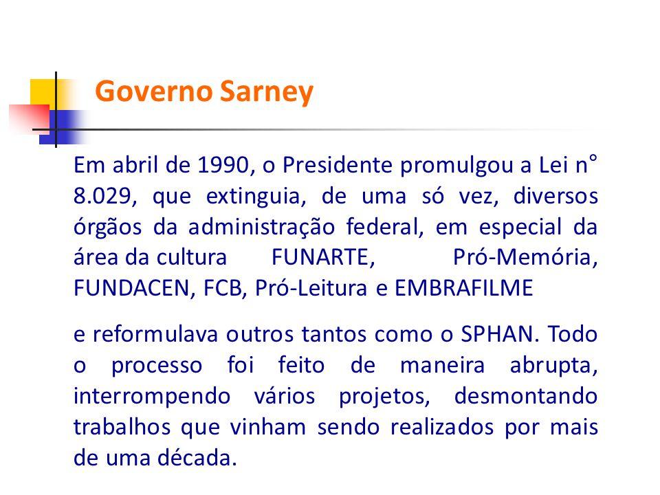 Governo Sarney