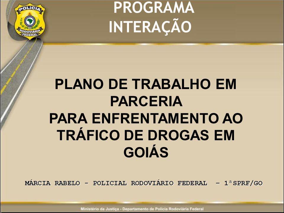 PROGRAMA INTERAÇÃO PLANO DE TRABALHO EM PARCERIA
