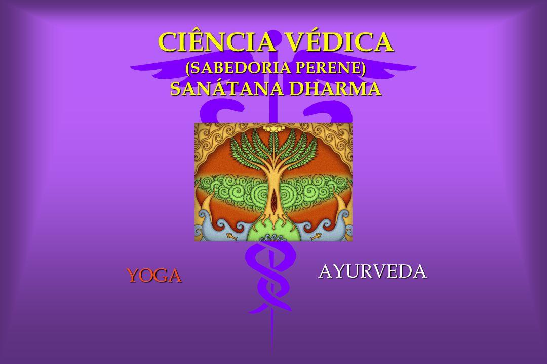 CIÊNCIA VÉDICA (SABEDORIA PERENE) SANÁTANA DHARMA