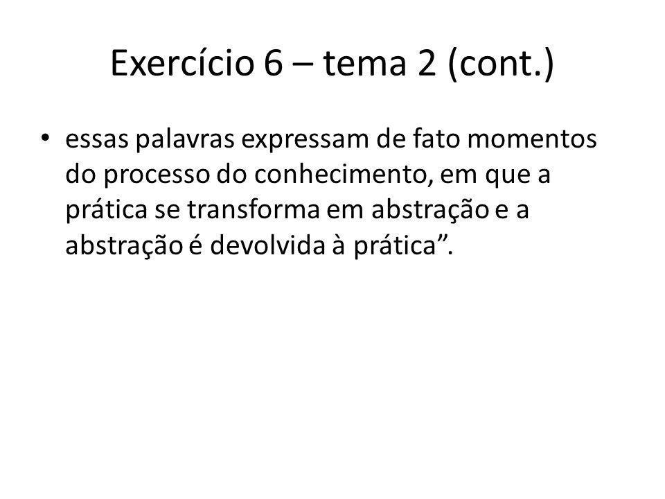 Exercício 6 – tema 2 (cont.)