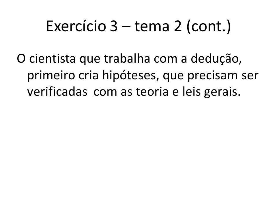 Exercício 3 – tema 2 (cont.)