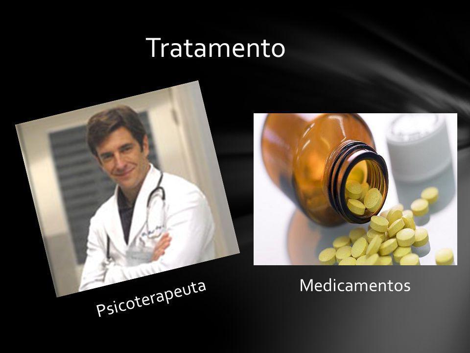 Tratamento Medicamentos Psicoterapeuta