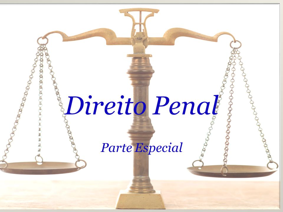 Direito Penal Parte Especial