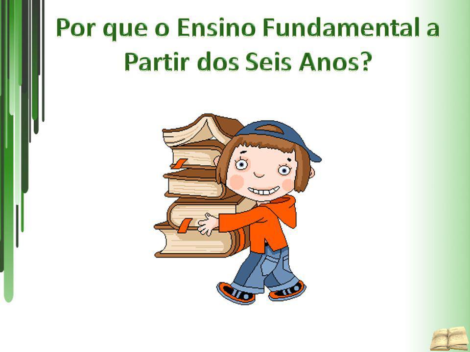 Por que o Ensino Fundamental a Partir dos Seis Anos