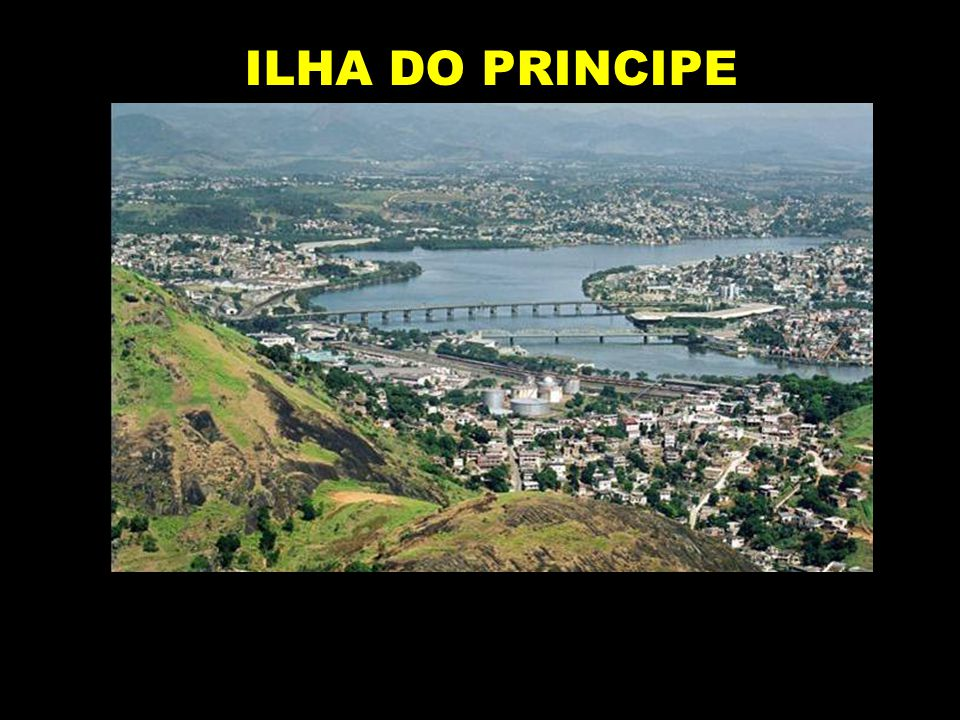 ILHA DO PRINCIPE