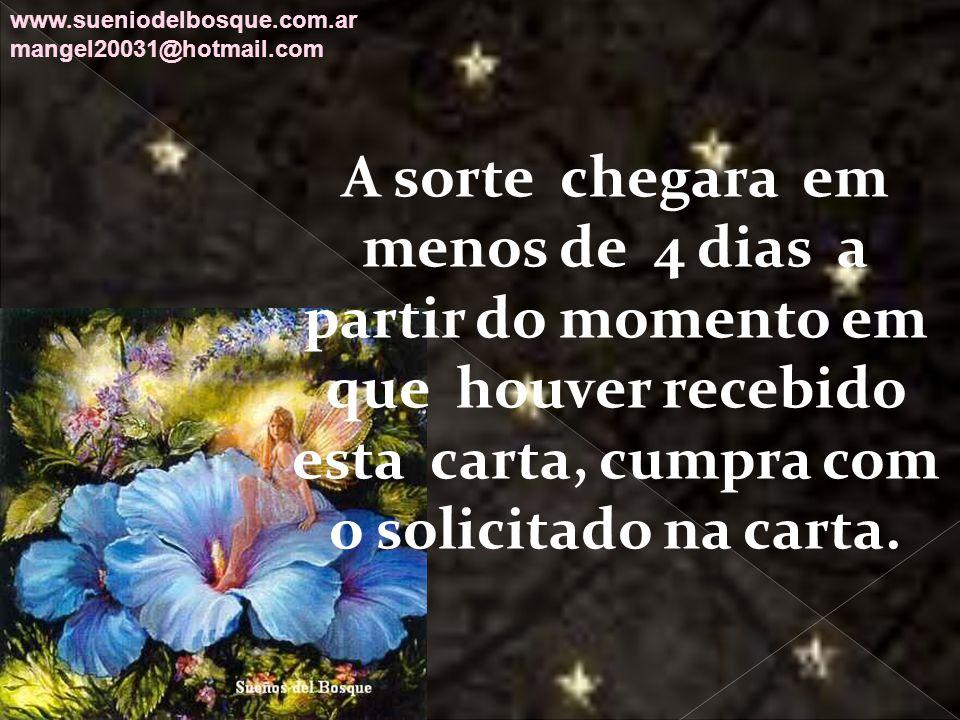 www.sueniodelbosque.com.ar mangel20031@hotmail.com.