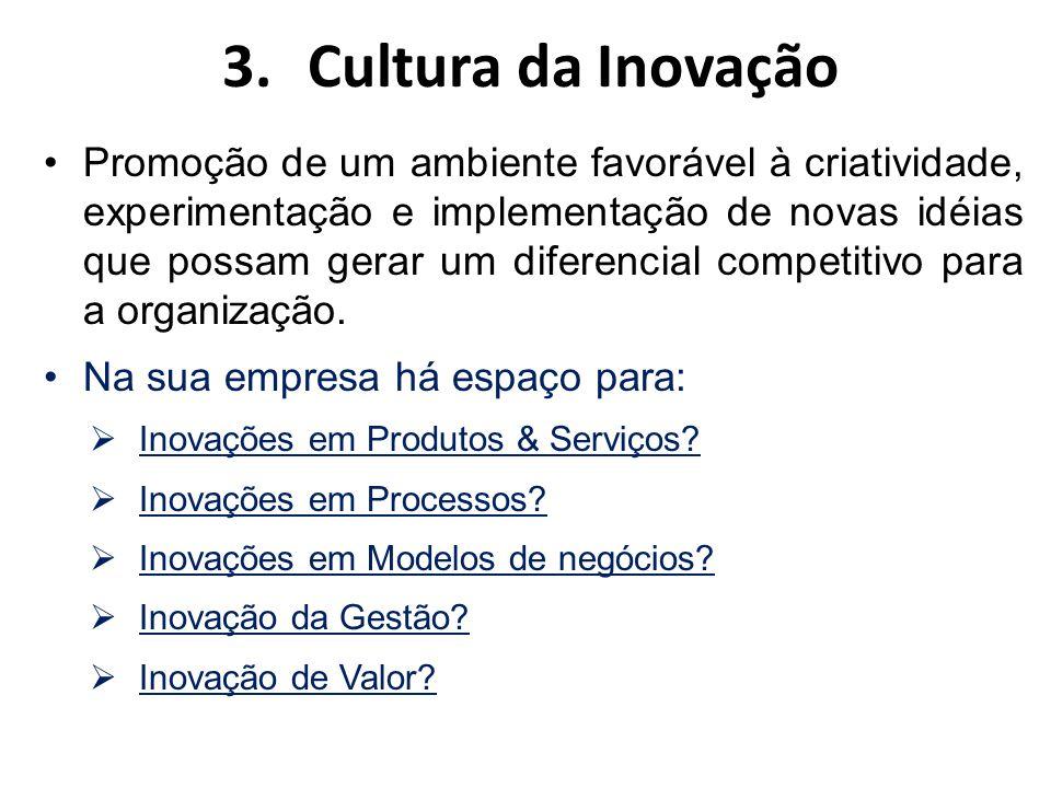 Cultura da Inovação