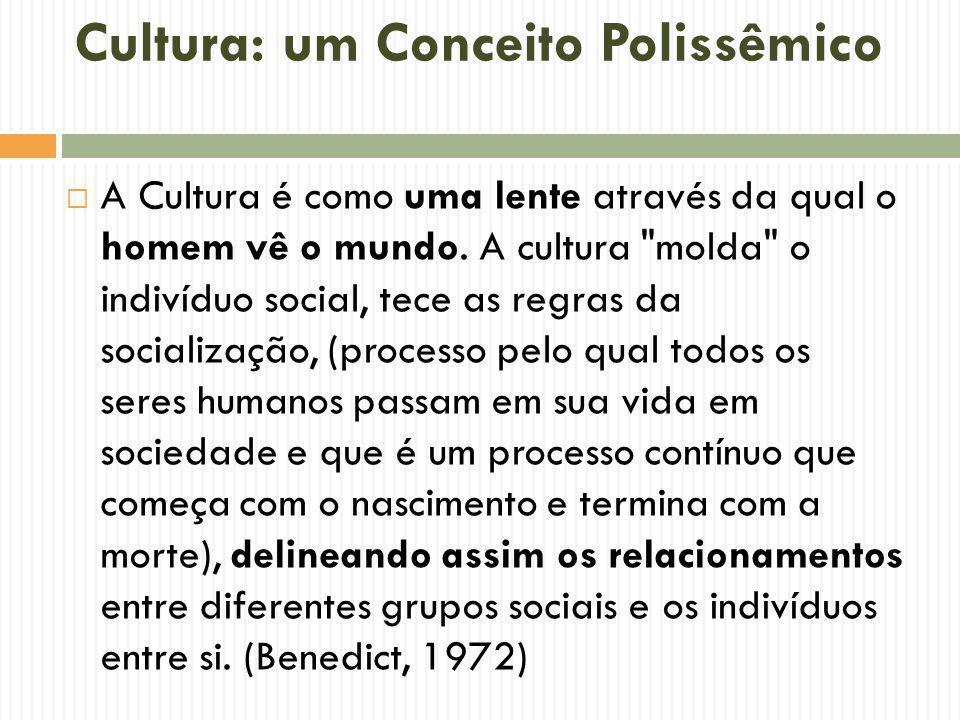 Cultura: um Conceito Polissêmico