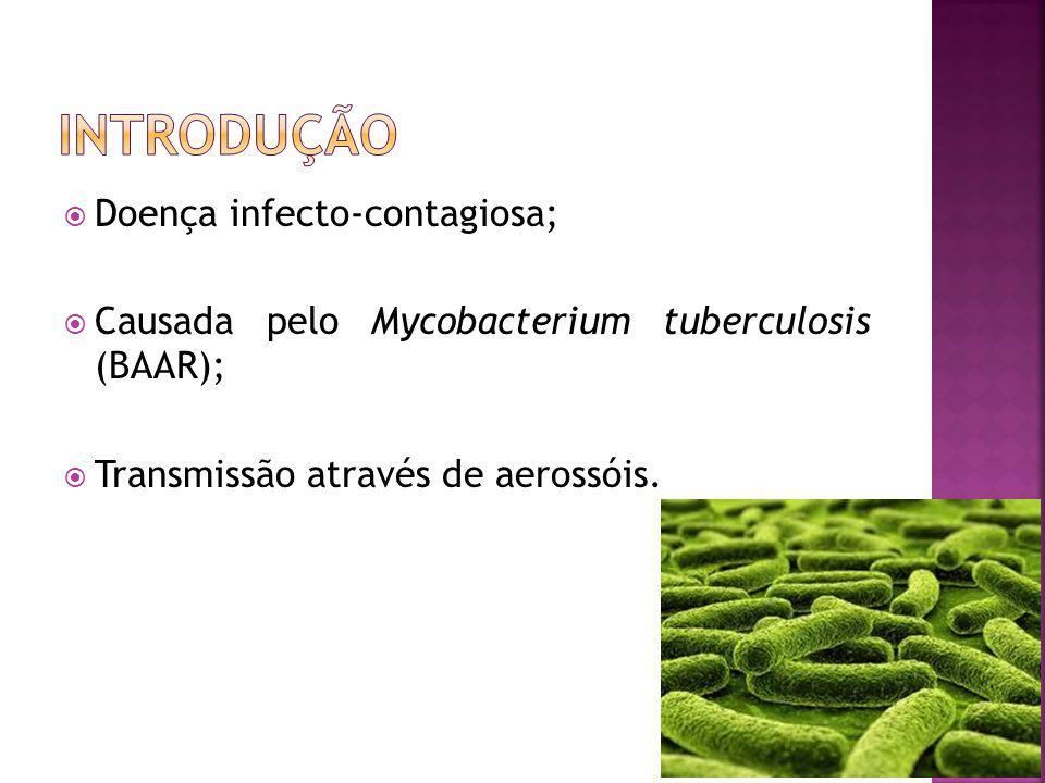 Introdução Doença infecto-contagiosa;