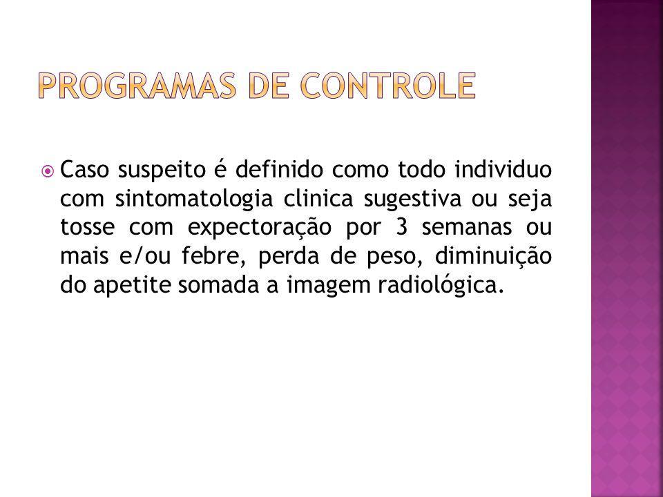 Programas de Controle