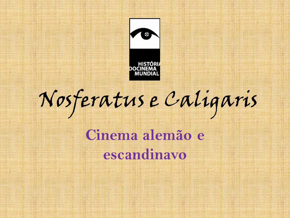Nosferatus e Caligaris