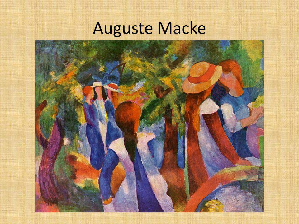 Auguste Macke