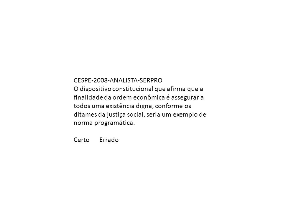 CESPE-2008-ANALISTA-SERPRO
