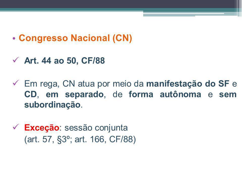 Congresso Nacional (CN)