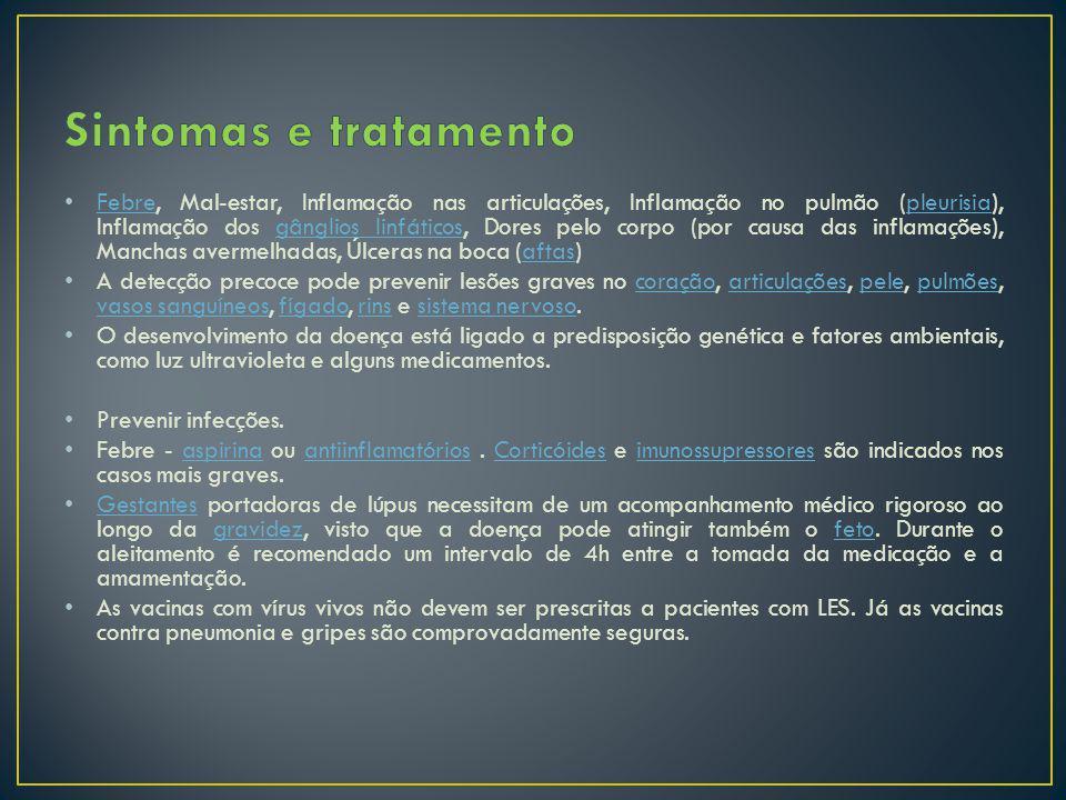 Sintomas e tratamento