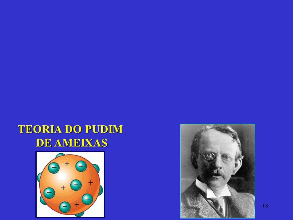 TEORIA DO PUDIM DE AMEIXAS