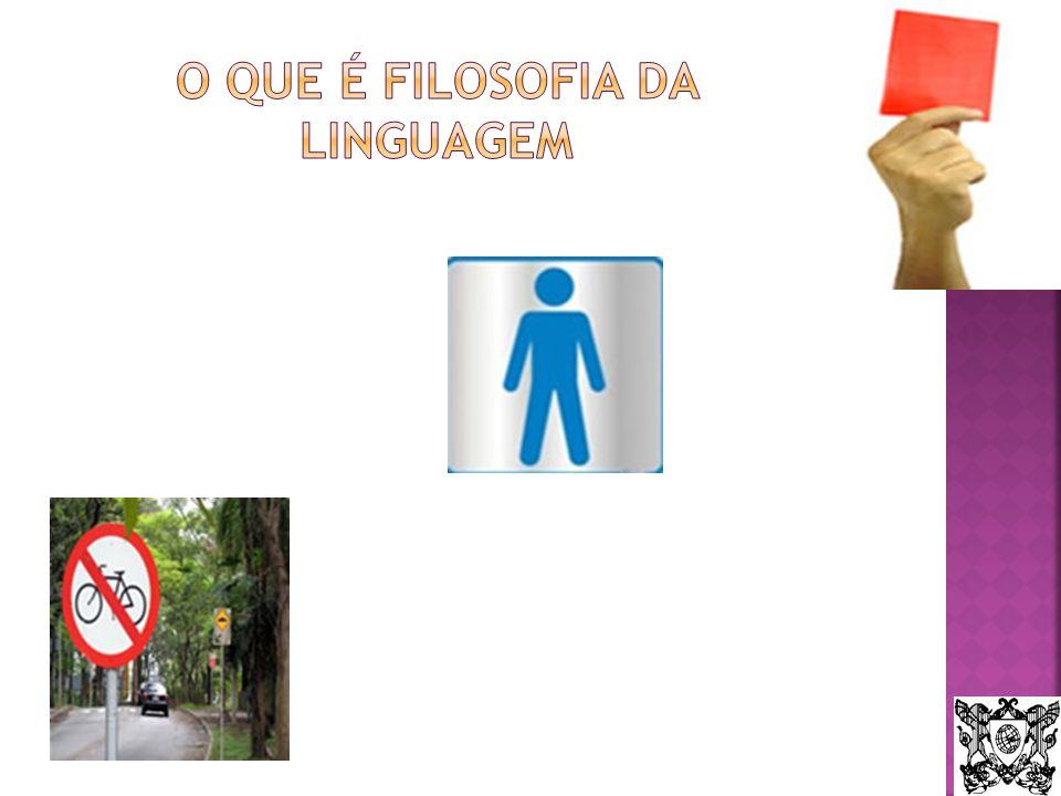 O que é filosofia da linguagem