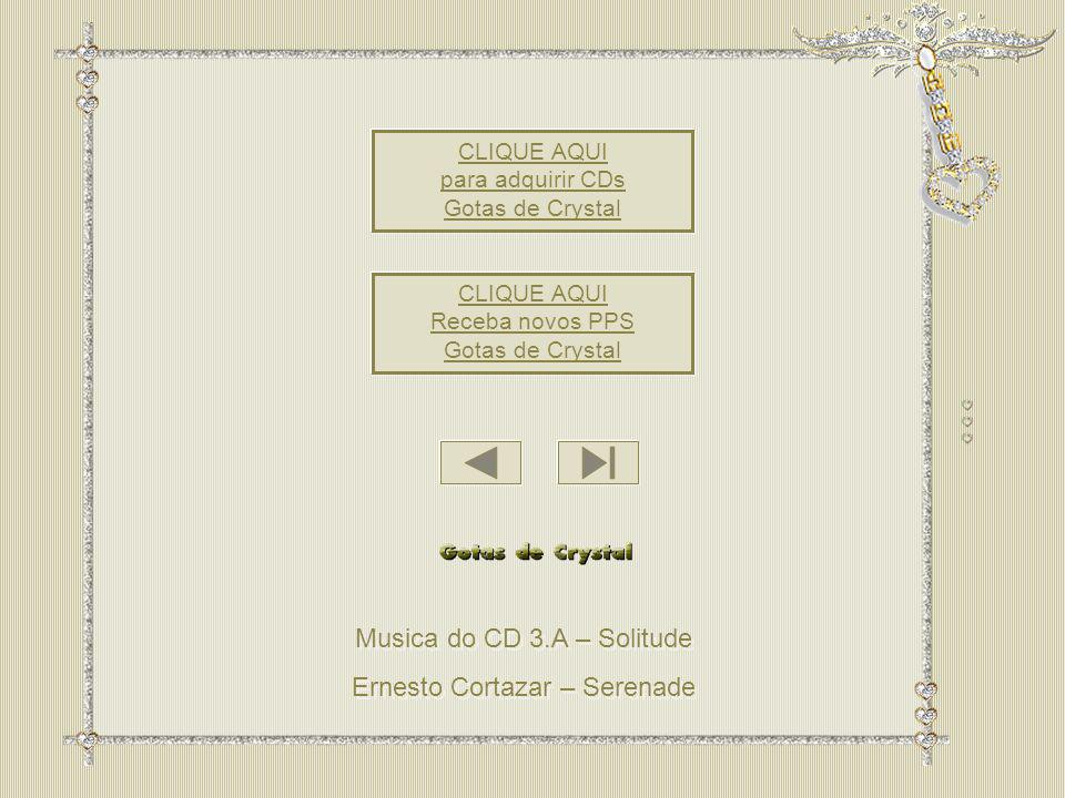 Musica do CD 3.A – Solitude Ernesto Cortazar – Serenade