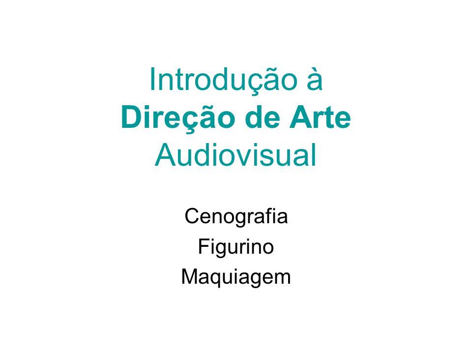 Introdução à Direção de Arte Audiovisual