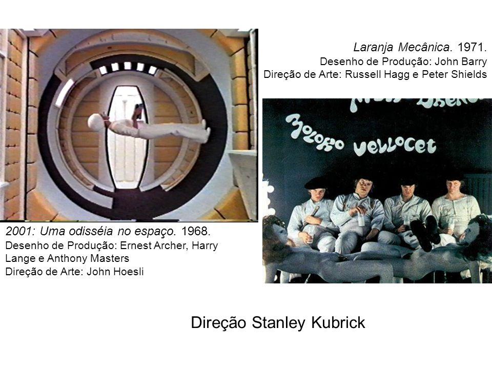 Direção Stanley Kubrick