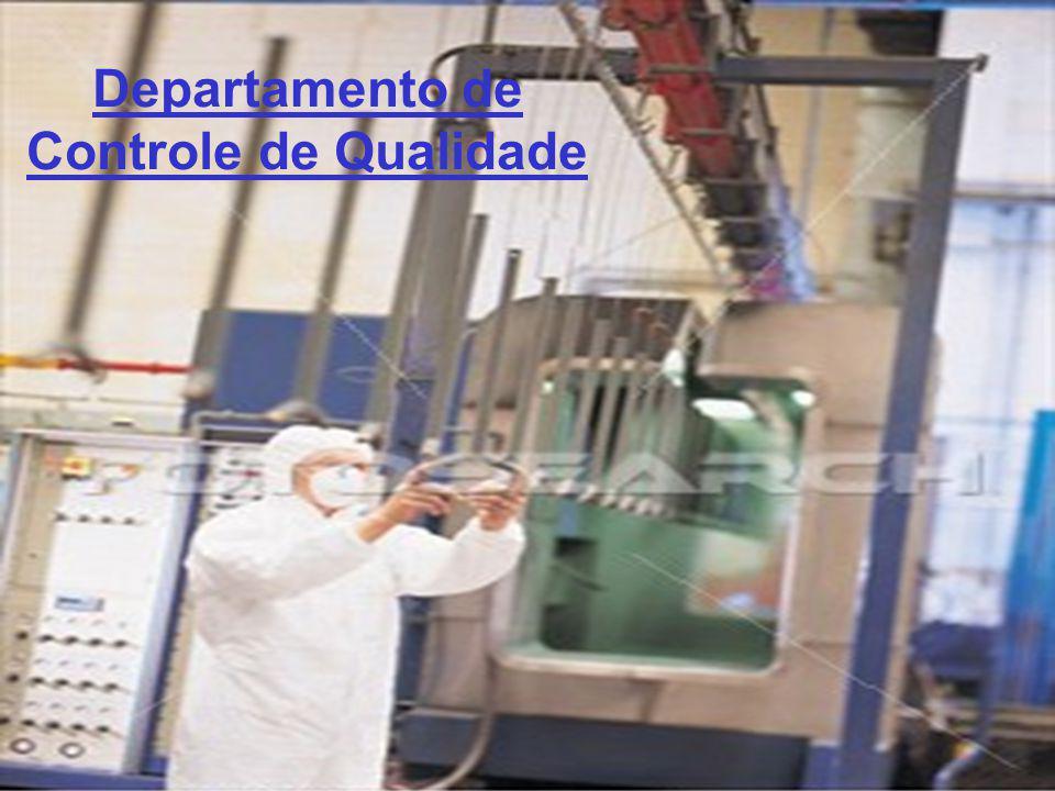 Departamento de Controle de Qualidade