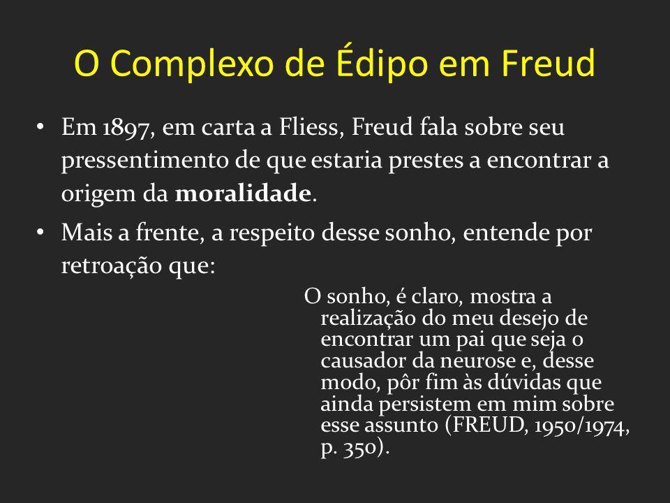 O Complexo de Édipo em Freud